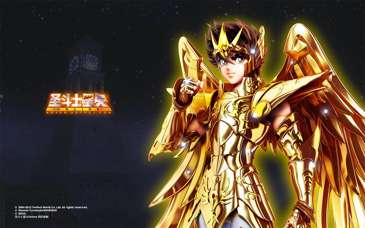 聖闘士星矢Online