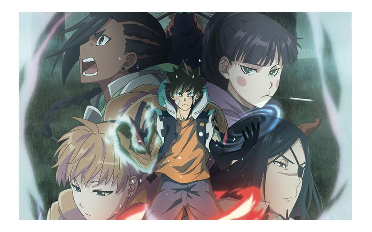 TVアニメ「ラディアン」第2シリーズ